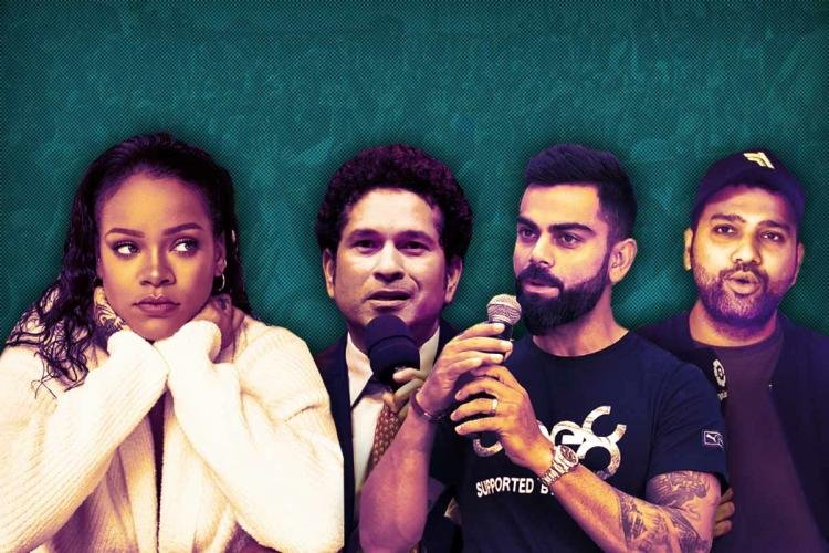 Farmers' Protest: Sachin, Virat and Lata Mangeshkar came in support of the government after Rihanna's tweet.