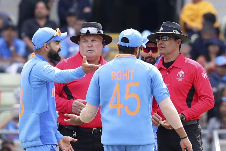 Ind vs Eng: Virat Kohli's argument with umpire brings him under danger, ICC may ban