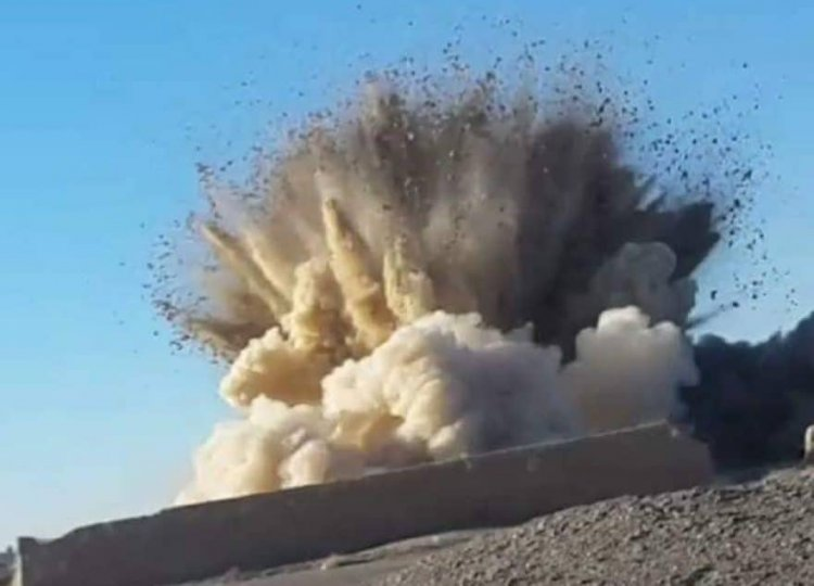 Afghanistan: Training of making IED was going on in mosque, 30 Taliban militants died due to sudden explosion