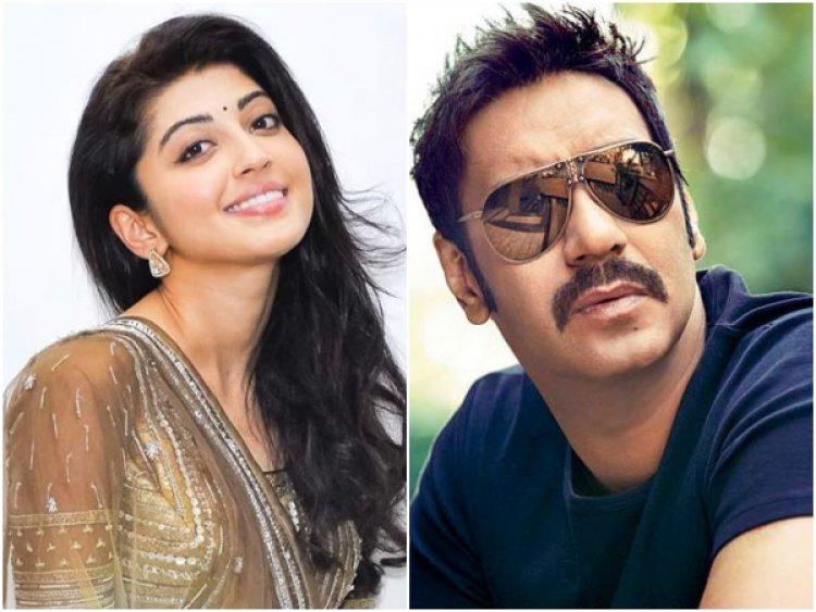 Kannada actress Pranitha to enter Bollywood through 'Bhuj' with Ajay Devgan, read her shoot experience