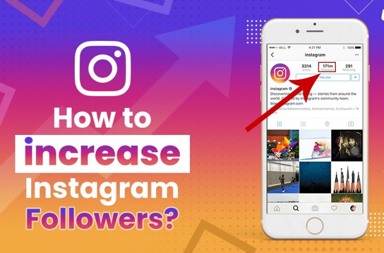 How to Increase Followers on Instagram New Trick of 2021