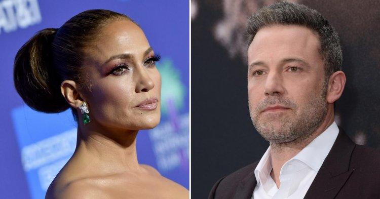 Jennifer Lopez and Ben Affleck, who were seen enjoying holidays, broke up their engagement 17 years ago.