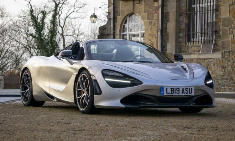 The wait is over: McLaren, British iconic supercar will be launched in India, curtain will rise next week on price and models