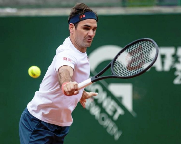 Why did Roger Federer leave the French Open midway? Won't you be seen on this ground again?