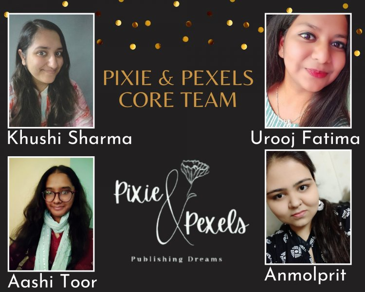 Pixie & Pexels – A blooming family