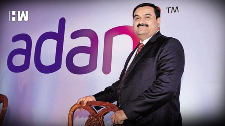 Shares of Adani Group companies fell once again, know what is the reason now
