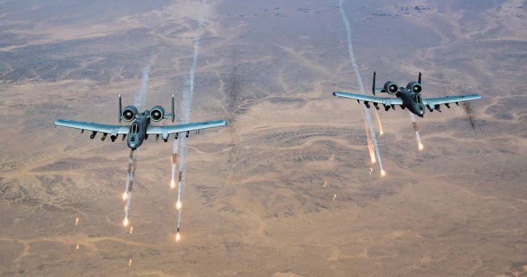US airstrikes in Afghanistan, many Taliban terrorists killed, artillery targeted