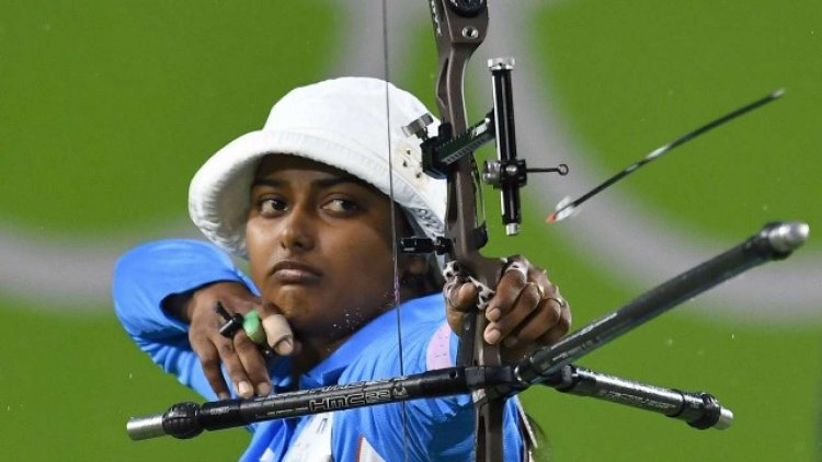 Tokyo Olympics: Deepika finishes ninth in women's archery ranking round on day one