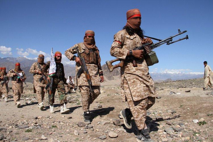 Afghanistan Taliban War: Afghan soldiers take refuge in Pakistan after losing border posts