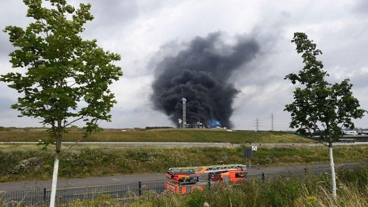 Germany: Huge explosion in chemical complex, 16 people injured, people instructed to stay indoors