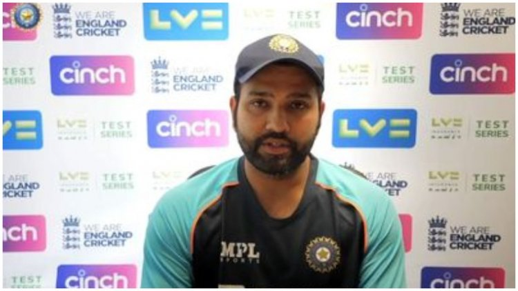 Team India will conquer Lord's on August 15! Rohit Sharma gave a salute to the victory against the British
