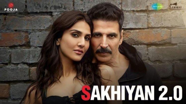 Song Sakhiyan 2 Releases: Akshay Kumar and Vaani Kapoor's film song released, watch video