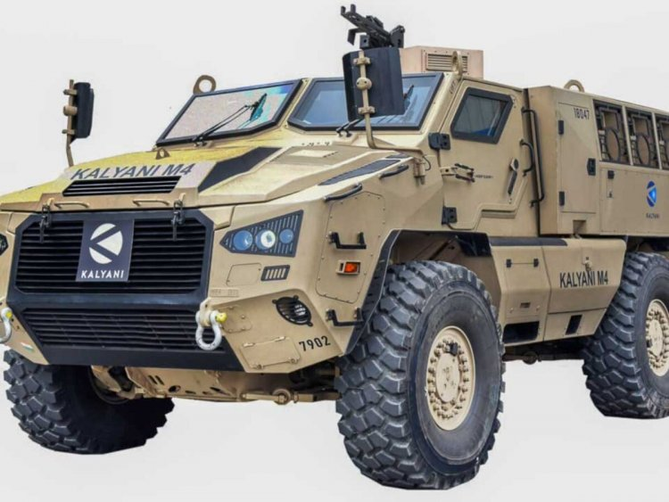 Along with the Indian Army, these vehicles face the enemies firmly, besides being bulletproof, the blast does not have any effect.