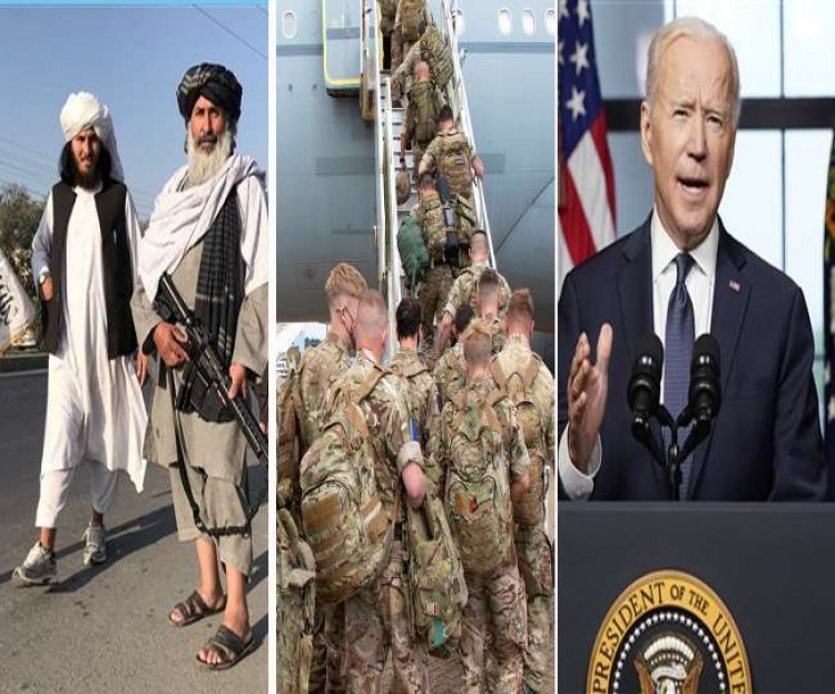 US stunned by Taliban's stern warning, evacuated 10,900 more people from Kabul