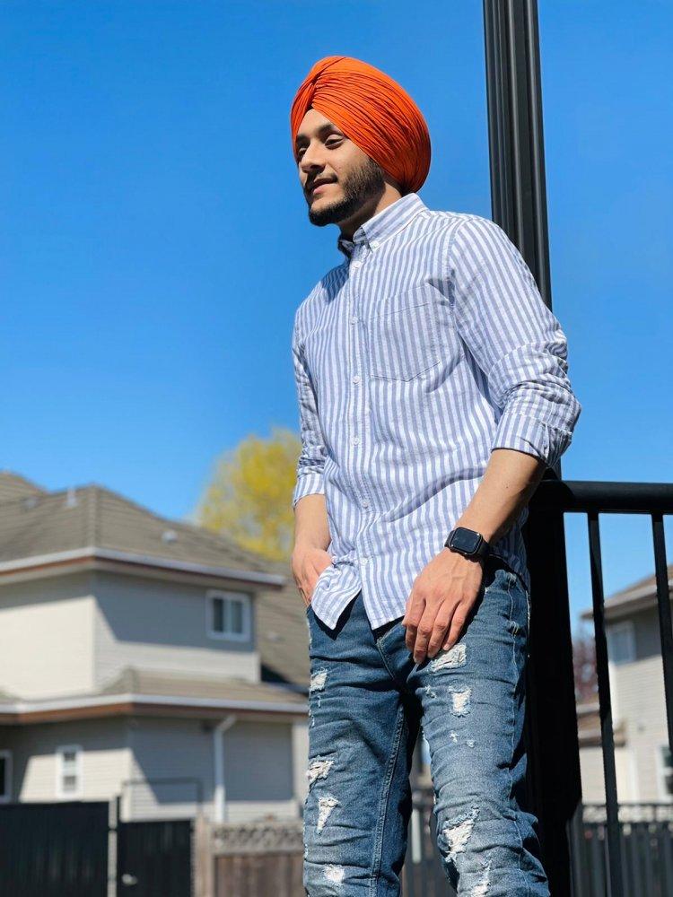 Manoj Singh aka Ekam Singh : Super Model from Canada